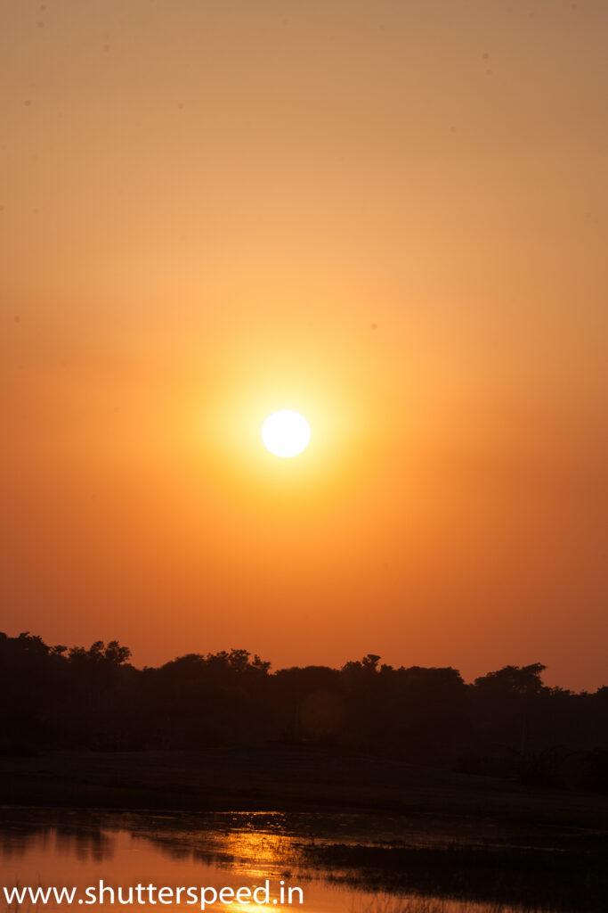 Menar Sunset